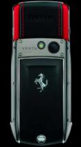 Телефон vertu с дизайном ferrari