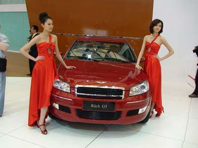Про рекламу в кризис и новые авто брэнды Chery, Riich, Tata Nano