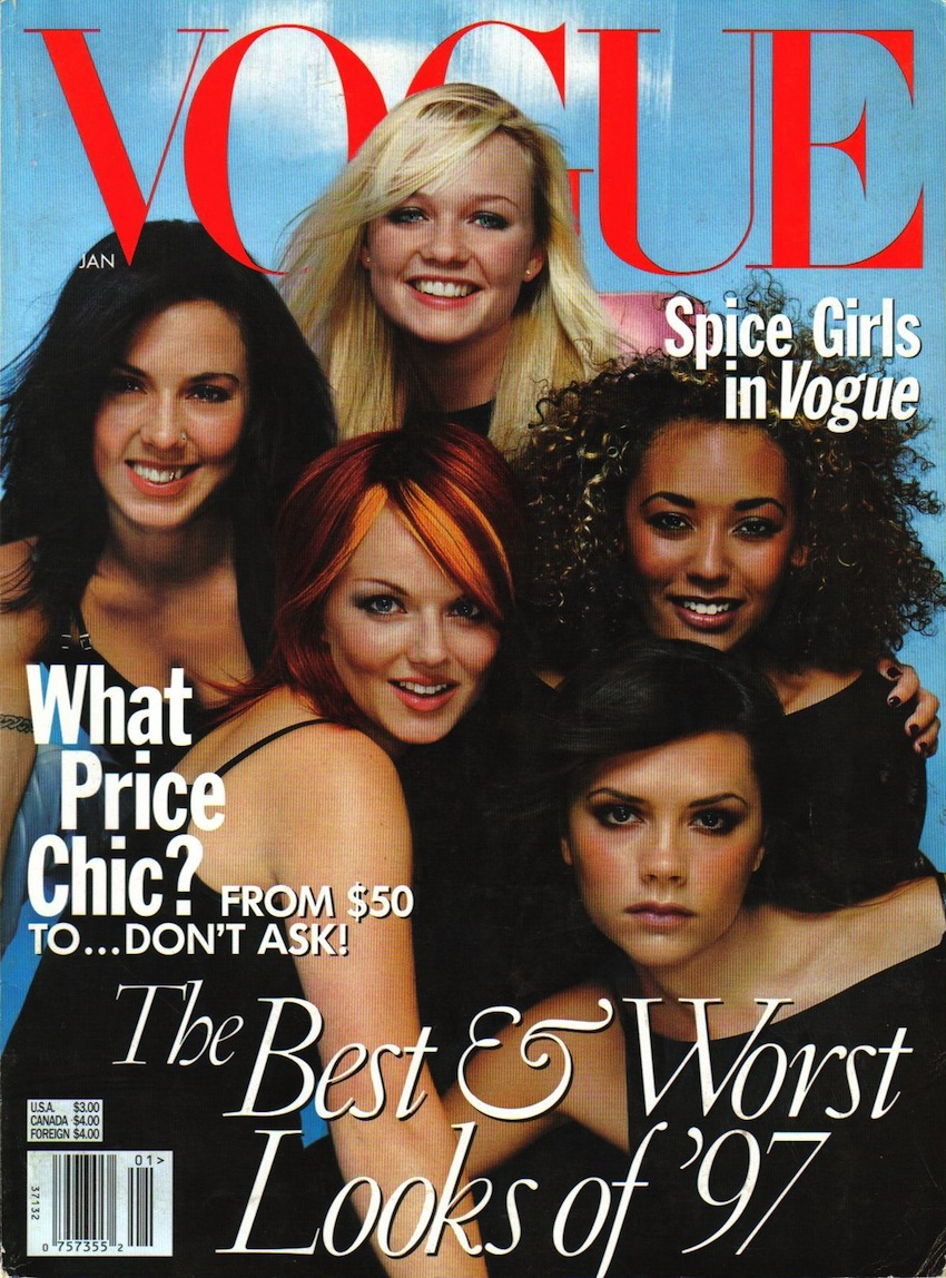 The Spice Girls are the biggest, brashest girlie group ever to have hit the ...
