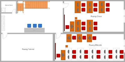 denah gedung lantai 4 pdf