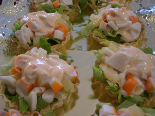 Cocinarte diciembre 2013 for Canape jamie oliver