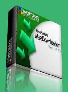 برنامج Mass Downloader 3.7.808 Service Release برنامج تحميل الملفات والبرامج بشكل سريع Downloader