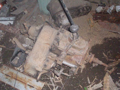 DIJUAL Gear Box CJ6, 3 Speed