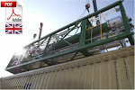 Complete your distillery with our ready-to-run skid for BioEthanol production