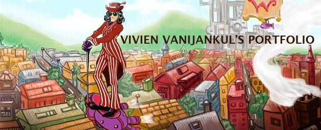 VIVIEN VANIJANKUL'S PORTFOLIO