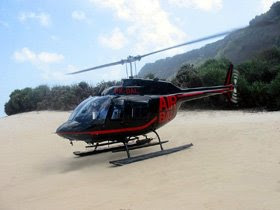 Air Bali Helicopter