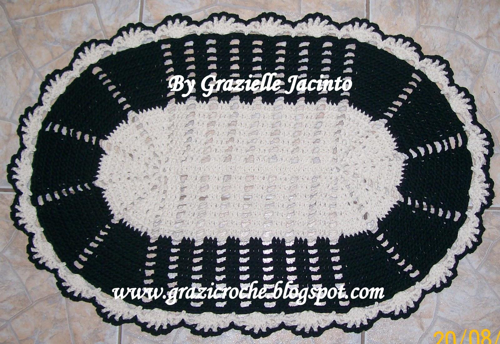 grazi croche: JOGO BANHEIRO BICOLOR #BB8E10 1600x1100 Acabamento De Banheiro Preto E Branco