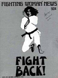 Fighting Woman News cover circa 1975