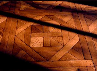 Parquet flooring pattern