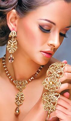 5 - Wedding Wear Latest & Stylish Asian Bridal Jewelry