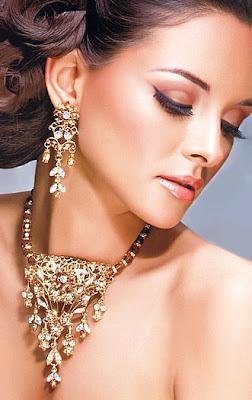 4 - Wedding Wear Latest & Stylish Asian Bridal Jewelry
