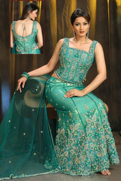 5 - Latest Lehnga Choli Designs Collection
