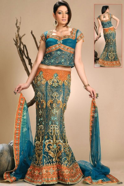 3 - Latest Lehnga Choli Designs Collection