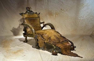1 Infernal Furniture Made With Insects image gallery