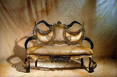 7 Infernal Furniture Made With Insects image gallery
