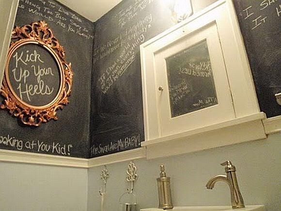 Cherell 39 S World Chalkboard Paint