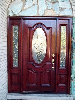 Dark Red Front Door dark red front door winters totally took inside inspiration decorating