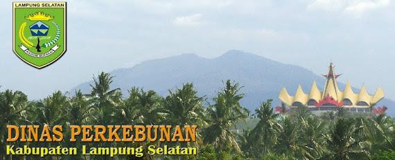 Dinas Perkebunan di Kabupaten Lampung Selatan