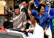 Trimakasih Banyak Tribun Lampung: Zainudin Hasan dan Ikang Fawzi