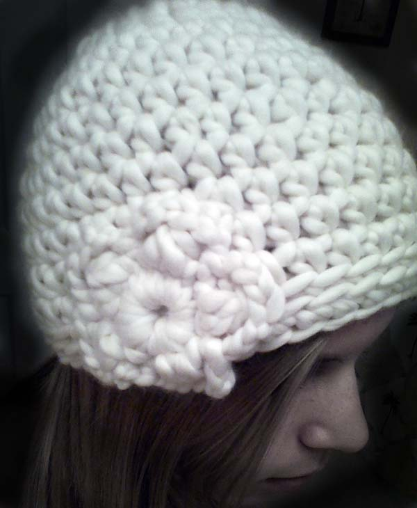 Shutupimcounting Pattern Share Bloggery Chunky Girly Snow Hat