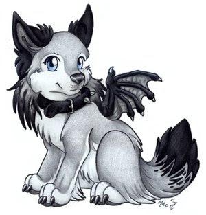Anime Wolf V etko o vlkoch