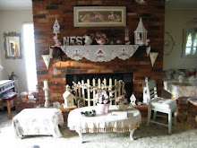 My Fireplace Before