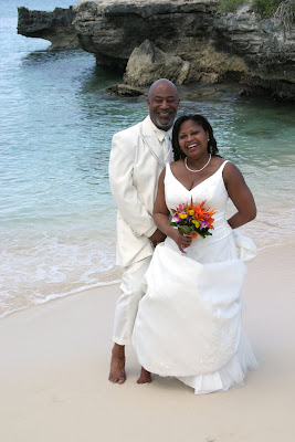 Grand Cayman - My Secret Cove was the right spot for this wedding last week - image 8