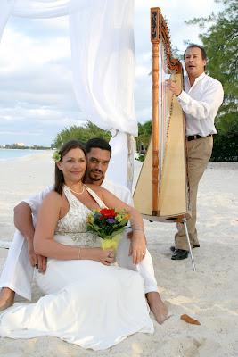 Simply Beautiful Cayman Islands Wedding - image 1
