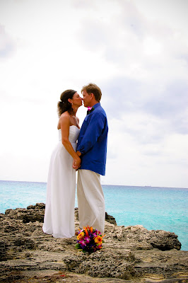 Dramatic Waves for All-Inclusive Cruise Wedding - image 6