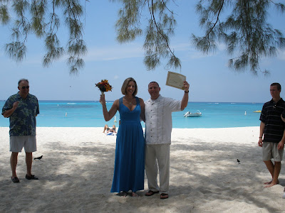 St Patrick's Day for this Cayman island wedding - image 6