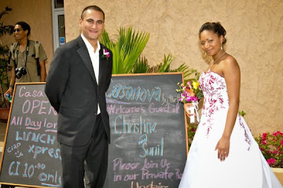 International Flavour to this Cayman Islands beach wedding - image 9