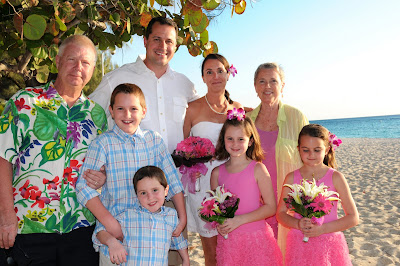 Family Wedding Vow Renewal for New Yorkers in Cayman - image 9