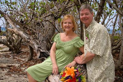 Eloping Texans Enjoy Their Easter Cayman Cruise Wedding - image 5