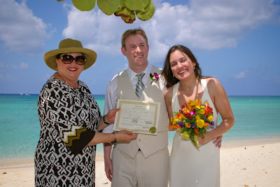 The Stuff Dreams of a Cayman Island Wedding are made of - image 4