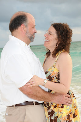 Surprise Wedding Vow Renewal on Grand Cayman Island - image 7