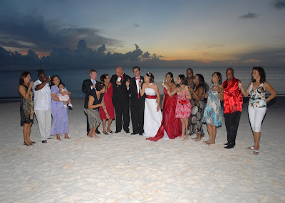 Sunset Wedding for Local Communications Manager - image 7