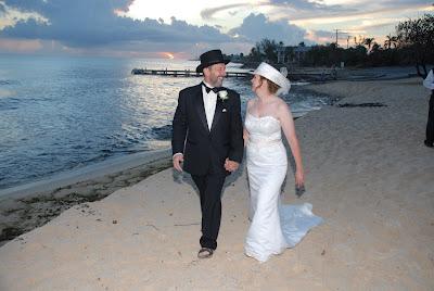 Magical Seven Mile Beach Wedding - image 6