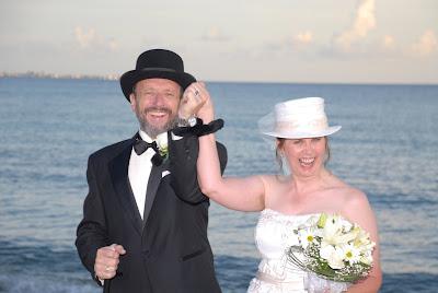 Magical Seven Mile Beach Wedding - image 1