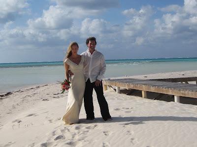 Deserted Beach Wedding for Alabama Couple - image 2