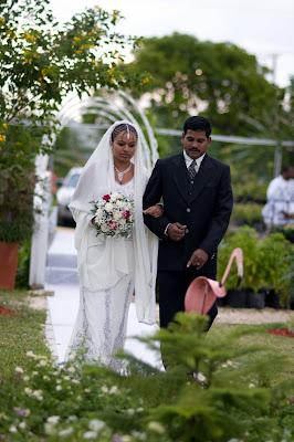 Signature Gardens Hosts First Wedding - image 1