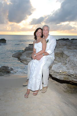 The Perfect Setting for a Cayman Sunset Wedding - image 6