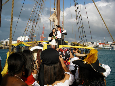 Grand Cayman Pirate Wedding! - image 7
