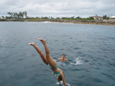 Walking the Plank at this fun Cayman Wedding - image 6