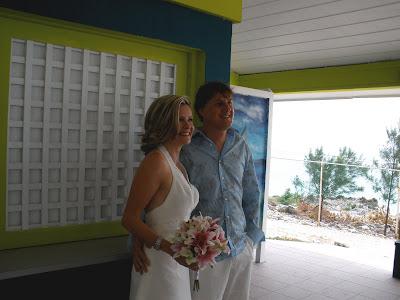 Walking the Plank at this fun Cayman Wedding - image 1