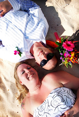 Footprints in the Sand - Cayman Islands Beach Wedding - image 7