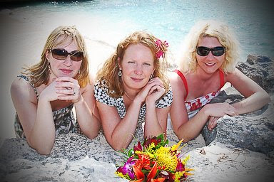 It's freezing in Rochester, NY ..Great for a Grand Cayman Cruise Wedding - image 2