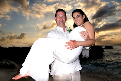 Fantastic Cayman Sunset Wedding for Tampa Couple - image 6