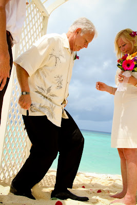 Jewish Influence in Grand Cayman Beach Wedding - image 4