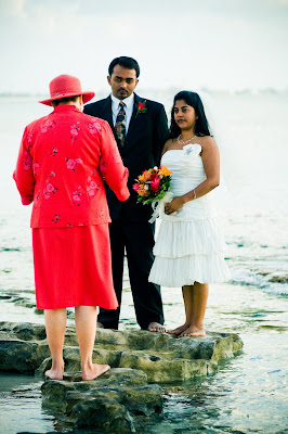 Seven Mile Beach Wedding Blessing for St Matthew's Faculty - image 4