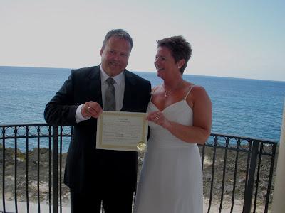 Norwegians Marry in Grand Cayman - image 3